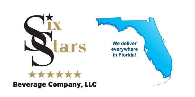 Six Stars Beverage Company serviing all of Florida